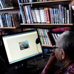 Фрагмент обучения компьютерной грамотности