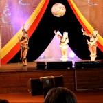 Юктэ, танцевальный ансамбль